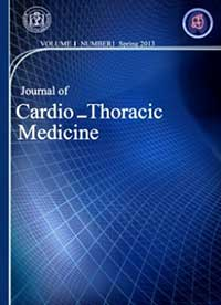 Journal of Cardio-Thoracic Medicine